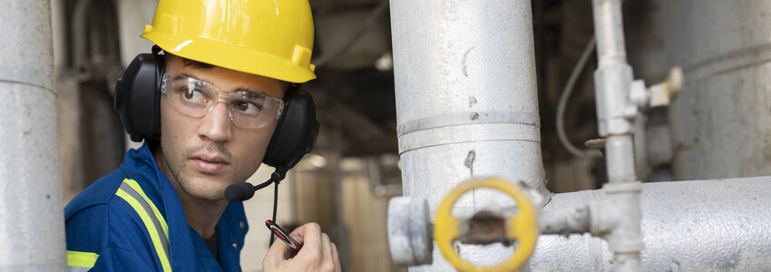 Oil and Gas Industry Communication Solutions