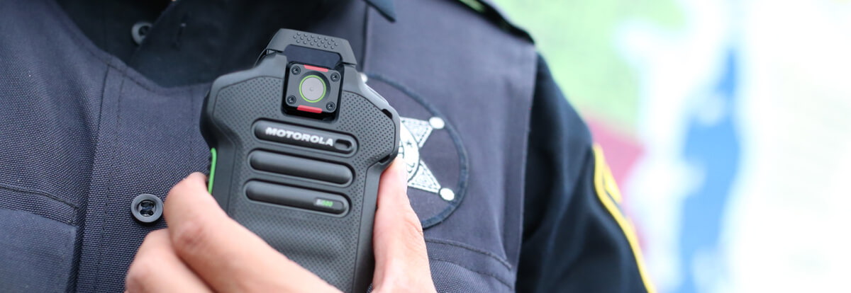 Motorola Solutions Body Worn Cameras