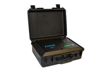 Motorola PDR8000 Portable Digital Repeater