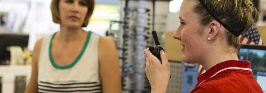 Retail Industry Communication Solutions