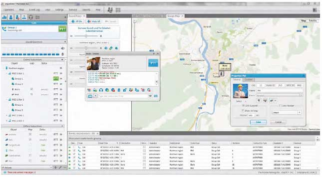 SmartPTT Enterprise Application